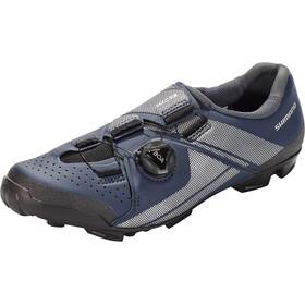 Shimano SH-XC3 Bike Shoes Wide Men navy